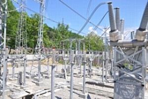МЭС Юга завершили реконструкцию 4-х ячеек 110 кВ на подстанции 220 кВ Дагомыс