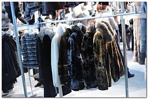 В Киеве открылась выставка элитного меха и кожи