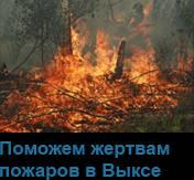 АФК «Система» построит дома для пострадавших при пожарах