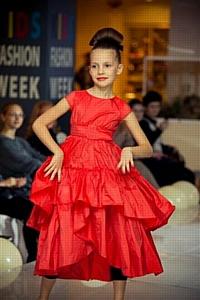 Вторая Неделя Детской Моды на «Якиманке» состоялась