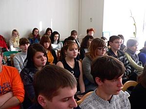 В Дмитровкой МТПП прошел семинар для школьников «Экологическая обстановка в Дмитровском районе»