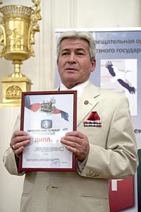 Сериал «Крепость» Игоря Угольникова получил приз XIII Евразийского Телефорума