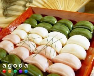 Специальные предложения от Аgoda.ru к празднику урожая Чхусок в Сеуле и Пусане.