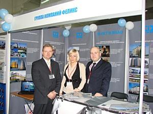 ООО «СК ФЕЛИКС» подводит итоги участия в выставке
