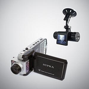 Две камеры и GPS-приемник – будущее видеорегистраторов