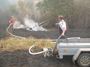 Новая линия противопожарных эластичных резервуаров