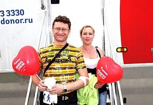 «День донора» на заводе PepsiCo в Азове