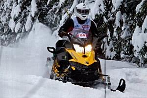 Международный снегоходный фестиваль OpenKarelia-2012