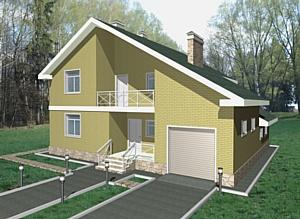 К началу нового сезона «Монтос Дом» предлагает уже 500 готовых проектов коттеджей