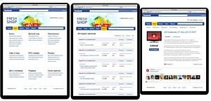 Интеграция интернет-магазина на 1С-Битрикс с Facebook. Встречайте: Fresh Shop [beta]