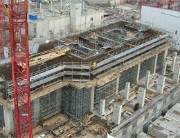 Опалубочные технологии при строительстве российских АЭС