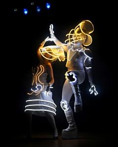 КРЦ АРБАТ: Новогодние дискотеки - 2012