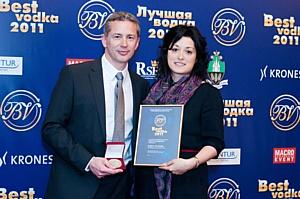 Лучшая водка 2012: открыта регистрация участников
