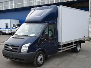 Изотермические фургоны на базе европейских авто — гарантия успешного бизнеса