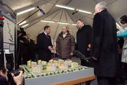 Владимир Путин обсудил в Кирове вопросы возведения жилья в регионах