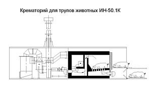 ЗАО «Турмалин» создает новый инсинератор – крематорий для животных