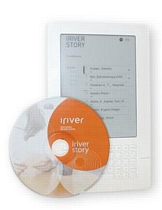 Классические книги в подарок покупателям iriver Story