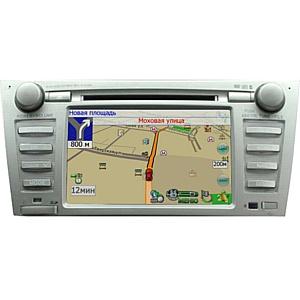 Phantom DVM 1700G HD – GPS-навигация «Автоспутник» на Toyota Camry