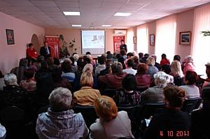 Астраханские детские и лечебные учреждения познакомились с «БЭСТ-5.Питанием»