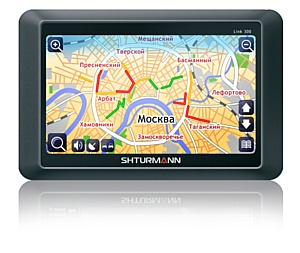Новое навигационное программное обеспечение SHTURMANN®.