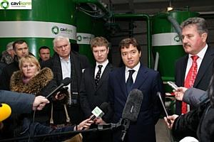 В г. Димитровоград прошло совещание с участием губернатора области