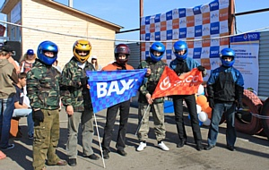 Четвертый этап Чемпионата по картингу «ЭЛСО Энергосбыт» и BAXI провели в Нижнем Новгороде