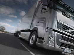 Volvo Trucks подвела итоги работы в России в 2009-м году