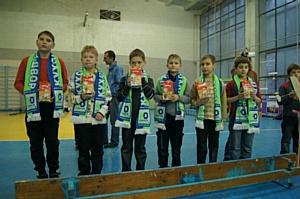 «Кухонный двор»  оказал благотворительную поддержку детской команде авиамоделистов!
