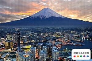 Пятидневная предновогодняя распродажа в Японии от agoda.com