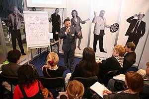 11-я ежегодная выставка-конференция Trainings EXPO 2010: «Такого вы еще не видели!»