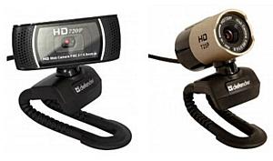 Defender G-lens 2597 и G-lens 2577: общение в формате HD