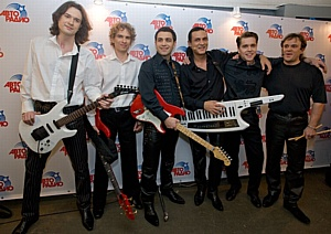 Ансамбль «Веселые ребята» принял участие в фестивале «Дискотека 80-х»