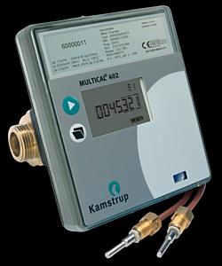 В России появится новый квартирный теплосчётчик MULTICAL® 402 с возможностью радиосбора показаний
