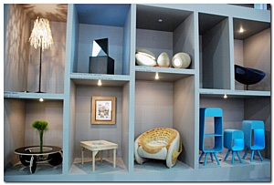 «Театр современного дизайна» на выставке Design Living Tendency объединил дизайнеров с производителями