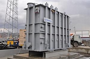 МЭС Юга завершили установку силового трансформатора мощностью 40 МВА на подстанции 110 кВ Временная