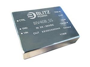 """Blitz-power: Преобразователи с входным диапазоном 2:1 мощностью 40Вт в корпусах 2х2"""""""