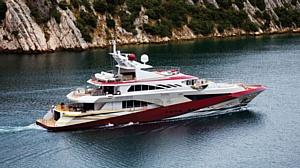 Ценное удовольствие: в Монако представлена дизайнерская мега-яхта 'joyMe от ZEPTER International