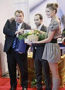 7 декабря 2011 г. Cостоялось награждение победителей Национальной премии «НАМИКС»