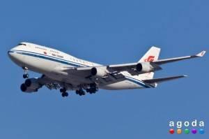 Agoda.ru и Air China заключают соглашение, позволяющее постоянным пассажирам зарабатывать больше бонусных миль.