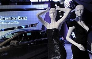 Инновационный подход и высокий стиль на Mercedes-Benz Fashion Week New York 2011