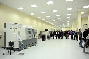 Открылся технический центр корпорации Okuma в Москве