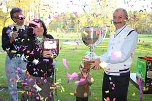 Турнир Sweet Trophy в Гольф-клубе «ПИРогово»