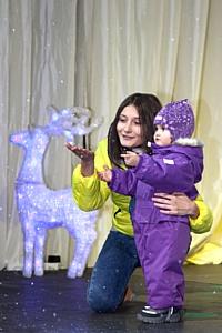 Reima поставила детскую fashion-сказку