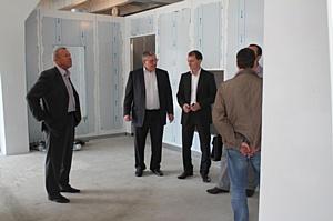Строительство чистых производственных помещений для ОАО Красфарма
