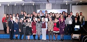 ООО «ФИЛИП МОРРИС СЭЙЛЗ ЭНД МАРКЕТИНГ» вручает именные стипендии студентам и аспирантам Южного федерального университета