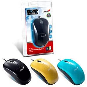 Мышь для любых поверхностей Genius DX-220