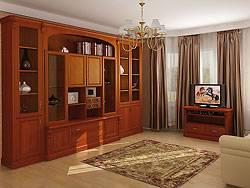 Новинка от ТМ «ЕВРОПА» - коллекция мебели для гостиных «МАРСЕЛЬ»