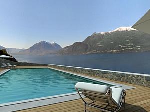 Knight Frank объявляет о начале продаж в новом комплексе резиденций Del Lago Azure на озере Комо, Италия