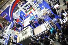 КАМИ Комплект на выставке WOODEX 2011