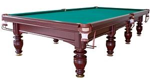 Новый бильярдный стол «Магнат-Люкс» – преемник легендарного «Магната»